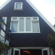 Fam. Terwisscha van Scheltinga, Workum - Isoleren dak en achtergevel