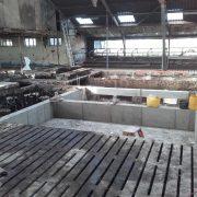 Fam. A. Hylkema - asbestsanering en melkrobot ruimte